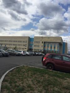 ЦОН Наурызбайского района